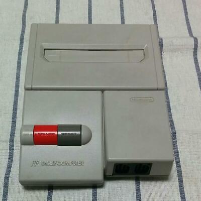 Nintendo Family Computer New AV Famicom Console Only NES Game Japan