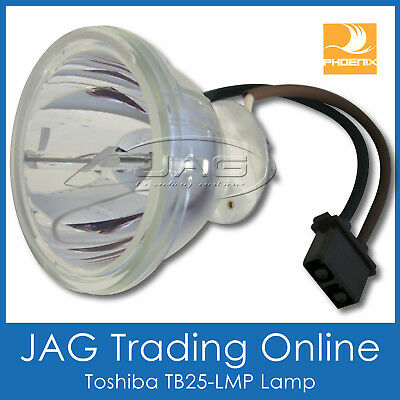 PHOENIX SHP66 DLP TV LAMP - TOSHIBA TB25-LMP / D95-LMP RPTV BULB - SHP75 SHP87 Dlp Tv Lampe