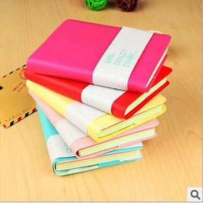 Mini Cute Diary Notebook Journal Memo Lovely Portable Smile Smiley Paper - Cute Notebook