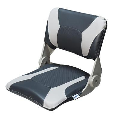 Leader Accessories Two Tone Captain's Bucket Seat Boat Seat