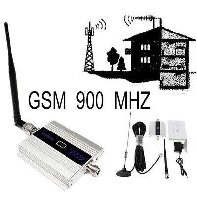 900MHz Mobile Cell Phone Antenna Amplifier Signal Booster GSM Repeater RU (Cell Phone Antenna Amplifiers)