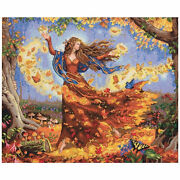 Counted Cross Stitch Kits Fairy