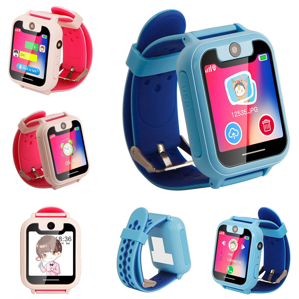 Details about S6 Kid Intelligent Watch Touch screen Smart Watch Phone for  IOS Android IPhone