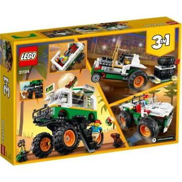 LEGO Creator  -in- Hamburger Monstertruck