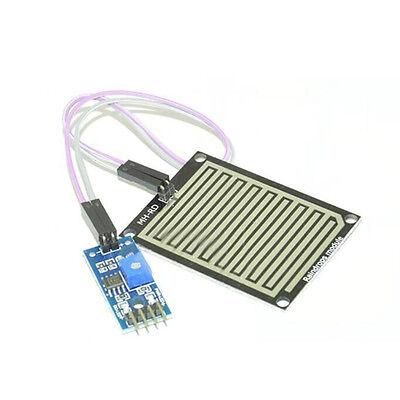 Rain Sensor Water Raindrops Detection Module Surface Nickel-plated Module