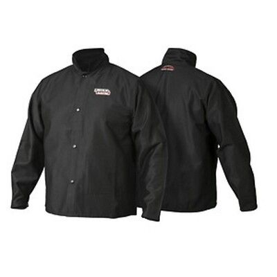 Lincoln Traditional Flame Resistant Welding Jacket - Medium K2985-m