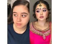 ASIAN - MORROCAN-TURKISH BRIDAL, PARTY makeup artist & hair stylist for all occasions !!