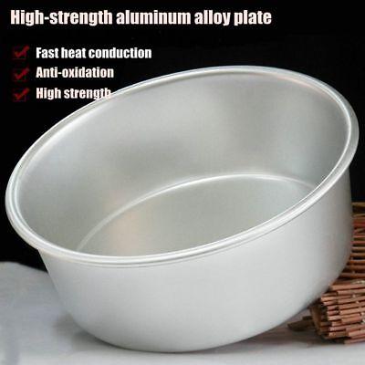 Round Aluminum Alloy Non-stick Round Cake Baking Mould Pan Bakeware Tool