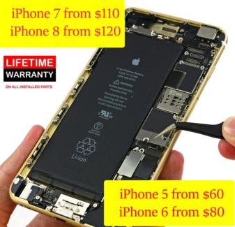Phone iPad & Laptop Repair, Best Price in Brisbane Area