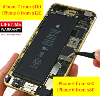 Phone iPad & Laptop Repair,  Best Price in Brisbane Area