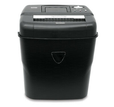 AS1018CD Aurora 10 Sheet Cross Cut Shredder