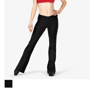 Capezio adult jazz pant size medium - Adult Jazz Pant