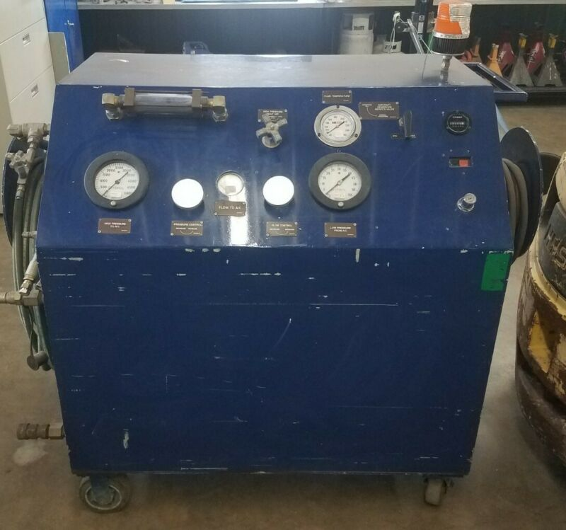 Aircraft Hydraulic power units SKYDROL or 5606 available