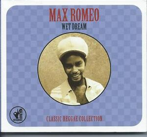 Max Romeo - Wet Dream - Classic Reggae Collection 2CD 2014 NEW/SEALED