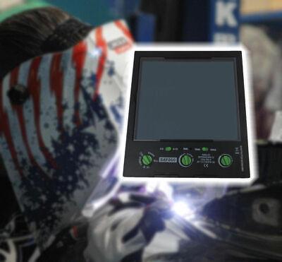 Auto-darkening Welding Helmet Cartridge Replacement Lens Fits Popular Models