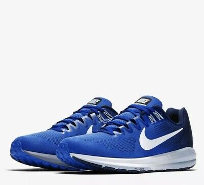 NIKE AIR ZOOM STRUCTURE 21 Men's Running Trainers Gym UK 7.5 EUR 42 RRP£109