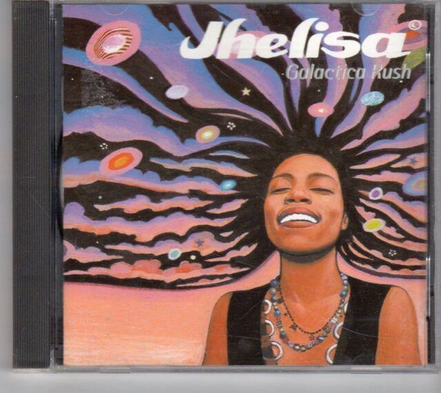 (GM103) Jhelisa, Galactica Rush - 1994 CD
