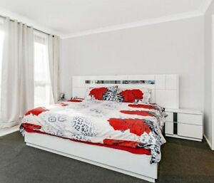 5 Piece King Bed SET with Mattress St Marys Penrith Area Preview