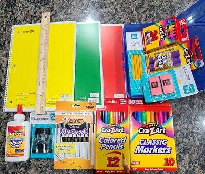 School Supplies Essentials Bundle