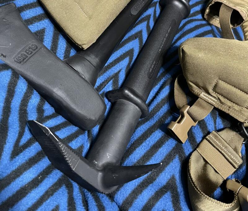 Blackhawk Dynamic Entry Active Shooter Halligan Tool Axe SOF Eagle Lbt Multicam