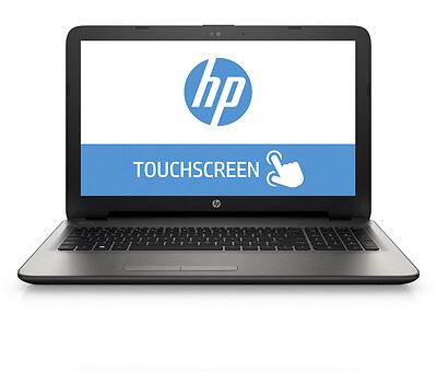 """HP 15-AF152NR 15.6"""" Touch Laptop AMD A8-7410 2.2GHz 8GB 1TB Windows 10"""