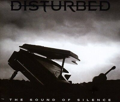 Disturbed   The Sound Of Silence   Cd Single New