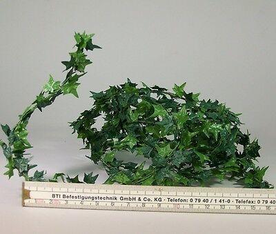 1,9 Meter(2,05EUR/Meter) Miniatur Blätterranke, Girlande Kkrippe oder Puppenhaus