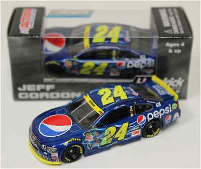 Nascar  Jeff Gordon  24 Pepsi Chase For The Cup 1 64 Car New 2016 Release