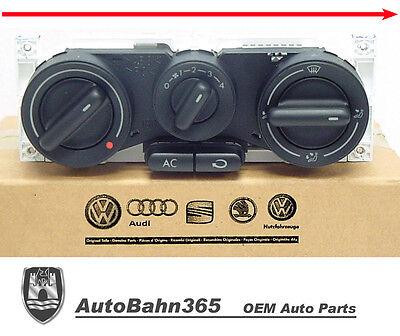 New Unfeigned OEM VW AC Heater Fan Control Unit Beetle 1998-2010 1C0-820-045E-01C