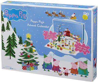 Peppa Pig Advent Calendar 2020