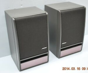 Bose Stereo >> Bose 141 Speakers | eBay