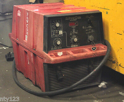 Powcon 630smp 230460v Welder 600 Amp