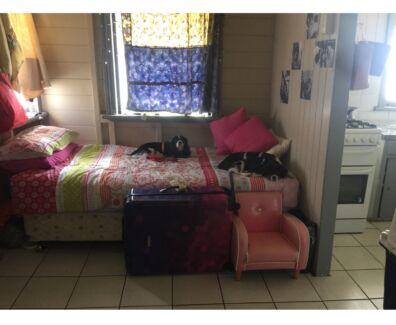 Free single bed & base