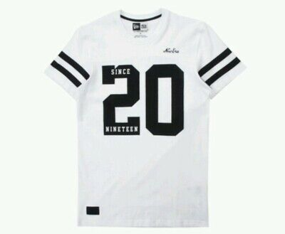 New Era BI Twenty White T-Shirt (S)
