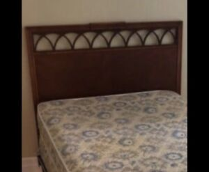 Single bed for sale without mattress
