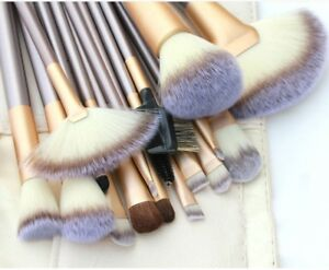 18pc. Make up brush set