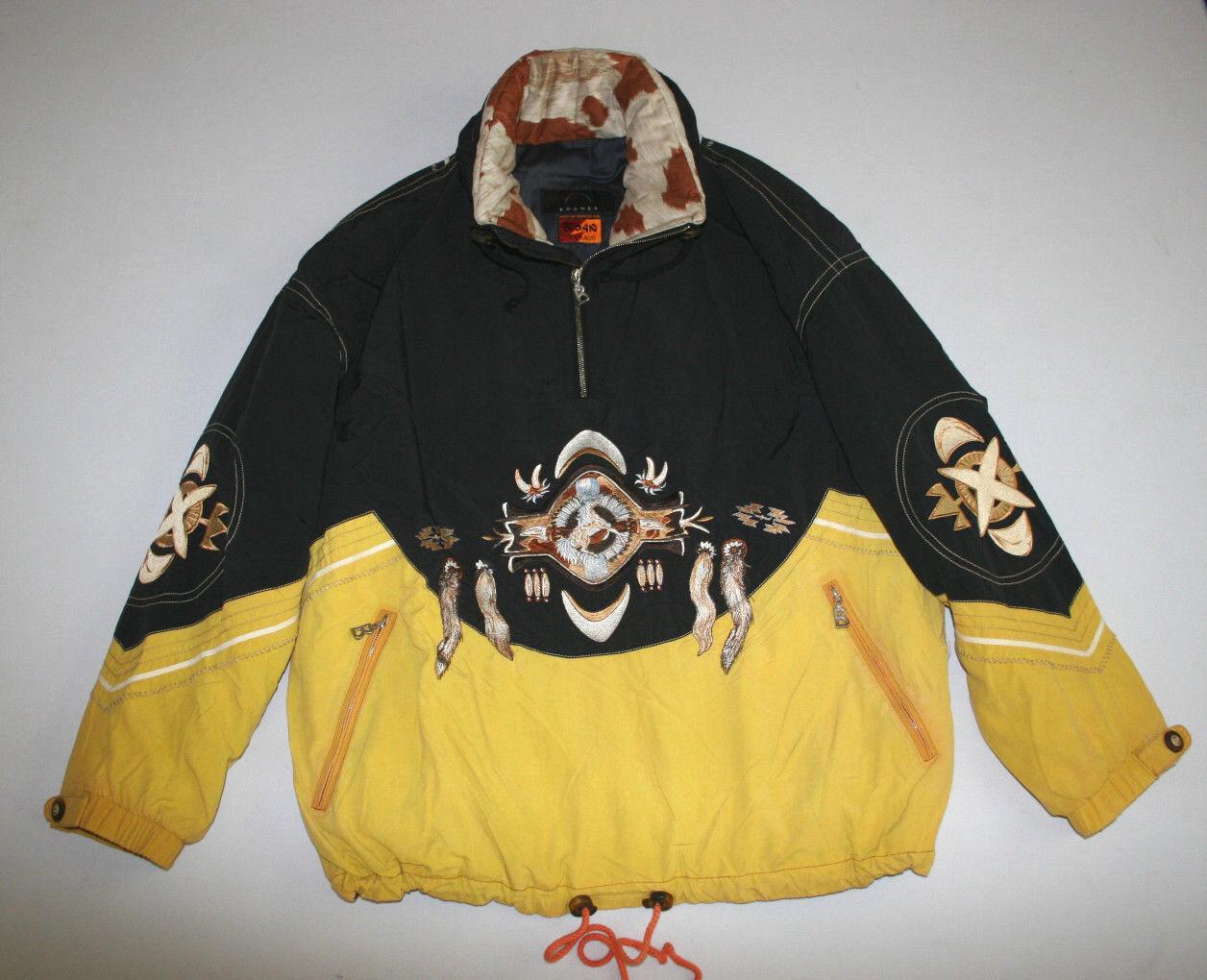 Купить Bogner - Vintage 90s S BOGNER Ski Jacket Native American Tribal Southwest Goan Thylmann