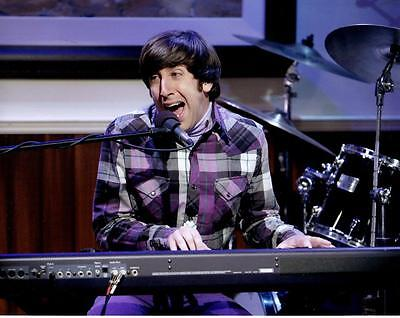 Simon Helberg  The Big Bang Theory  2007 Vintage Television Still