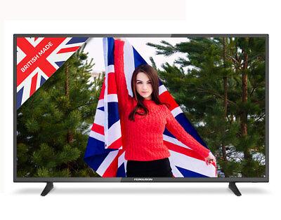 FERGUSON 55 INCH  LED TV FULL HD 1080p  FREEVIEW HD 3 HDMI & USB - MADE IN UK