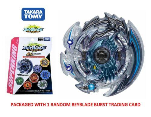 Takara Tomy Beyblade Burst Surge B-176 01 Hollow Deathscyther 12Axe High Accel