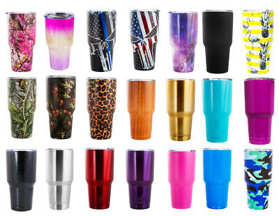 Cup Lids (BonBon 30 Ounce Tumbler Stainless Steel Cup with Lid (21 Styles and)