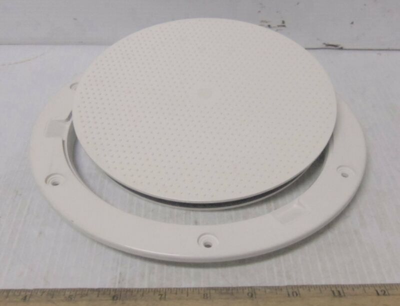 Beckson Industrial Products - Plastic Access Deck Plate Ay - P/N: DP-83-10 (NOS)