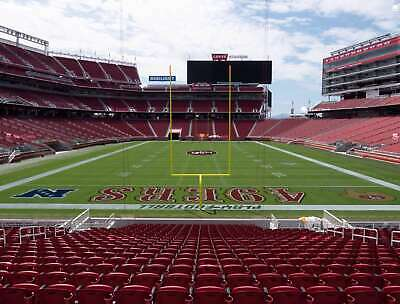 Miami Dolphins @ San Francisco 49ers- 2 tickets- Sec. 103, Row 32 + FREE FOOD!