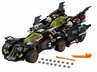 Lego 70917 Ultimate Batmobile Batman Movie DC Comics NO MINIFIGS OR BAT SIGNAL