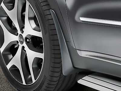 Genuine Kia All New Sportage Front Mud Flaps Guards 2016   PN F1460ADUX00