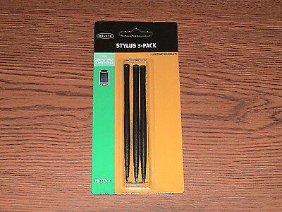 NEW Belkin Stylus 3Pack H3600 H3700 H3800 H3900 H5000 H5400 H5500 F8Q2300 FA126A