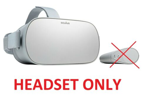 Oculus - Go 64GB Stand-Alone VR Headset (MH-A64) [HEADSET ONLY]™
