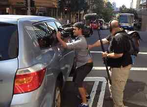 Videographer for hire. Ex-ABC cameraman and video journalist Sydney City Inner Sydney Preview