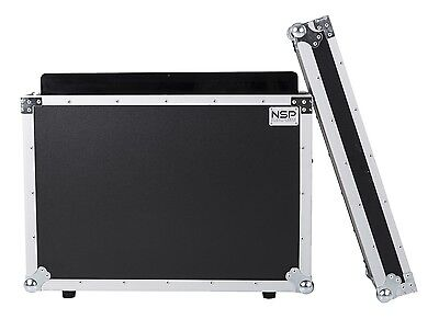 """Apple iMac 27"""" LITE Flight Case with Pull Out Handle & Wheels"""