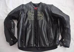 SHIFT Racing leather Jacket Large Sydney City Inner Sydney Preview